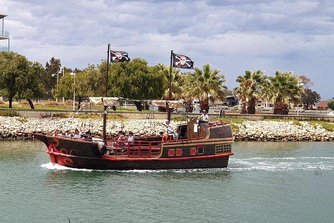 The Pirate Cruise via Classic Vessel in Mandurah