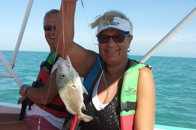 Private Fishing Tour from Isla Holbox (up to 6 pax)