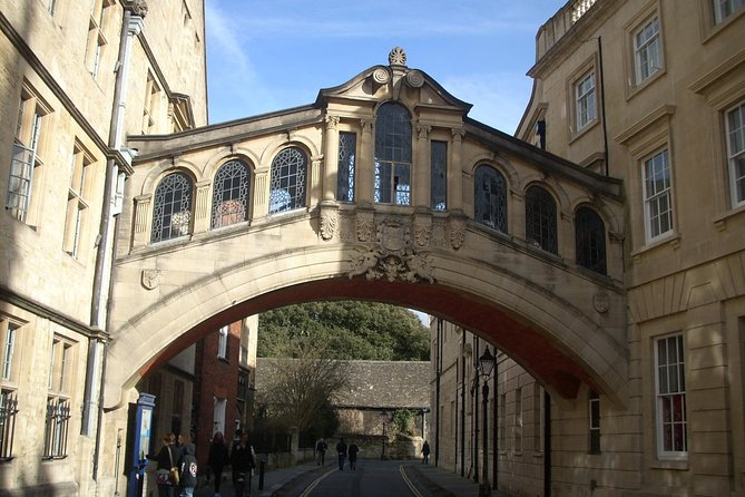 Oxford Guided Tour (in your foreign language)