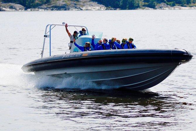 Helsinki Archipelago Boat Cruise