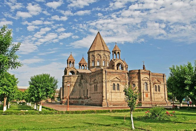 Private Tour to Echmiadzin Cathedral, Zvartnots Temple, Masterclass of Dolma making