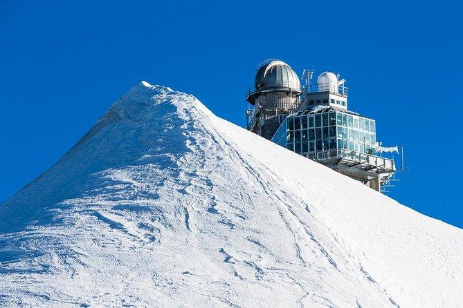 Jungfraujoch Top of Europe Day Fototour vanuit Grindelwald