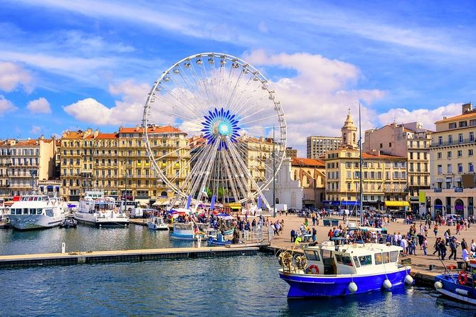 Private 4-hour Tour of Marseille (Shore excursion or hotel pick up)