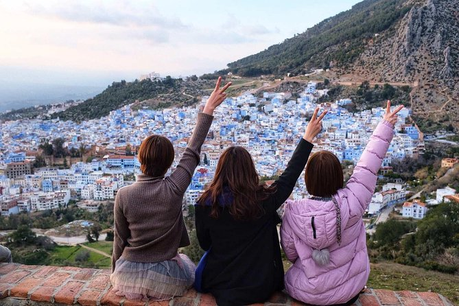 CHEFCHAOUEN The Blue City - Private Day Trip from Fes