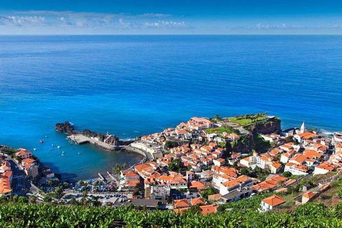Tour privado al suroeste desde Funchal
