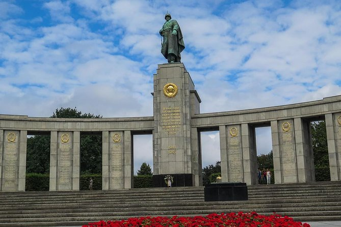 Soviet Berlin I - Behind the Iron Curtain - private tour