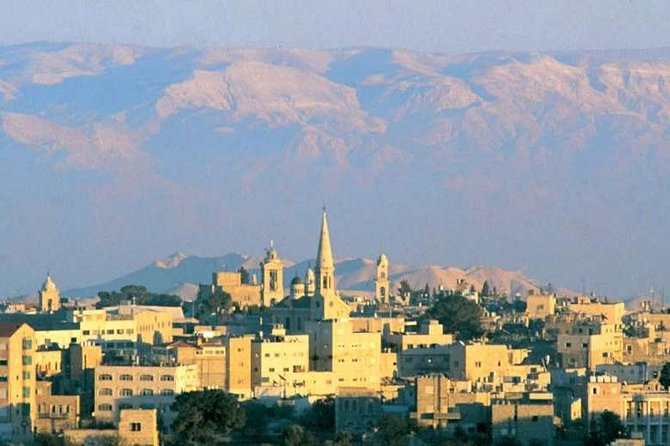Jerusalem and Bethlehem Private Christian Tour from Tel Aviv