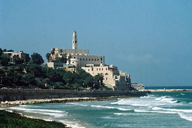 Tel Aviv and Jaffa Private Tour