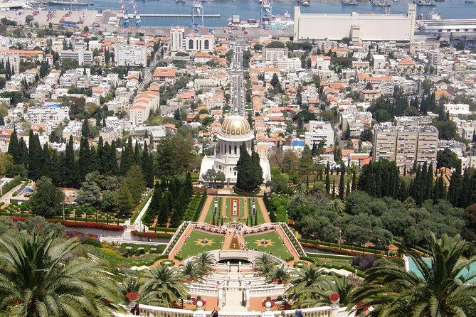 Caesarea and Haifa Private Tour from Tel Aviv