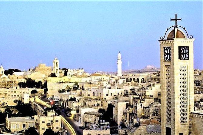 Jerusalem and Bethlehem Christian Private Tour from Jerusalem