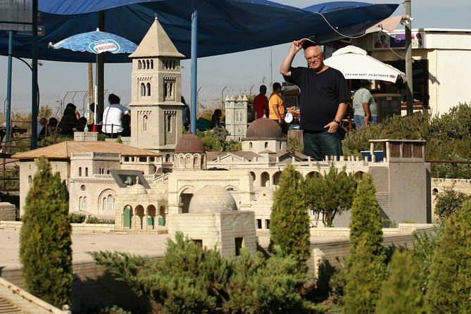 Latrun and Mini-Israel Private Tour