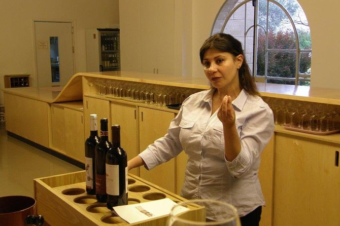 Private Wine Tour of the Southern Israel From Tel Aviv
