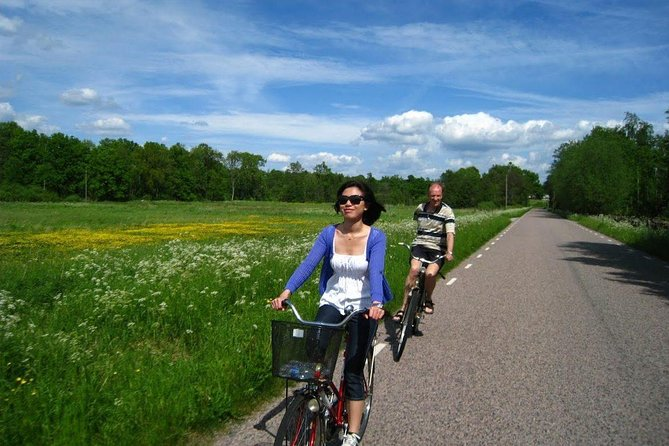 Private Bike Tour on the Swedish Countryside
