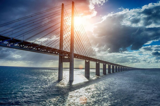 Øresund Bridge to Malmö