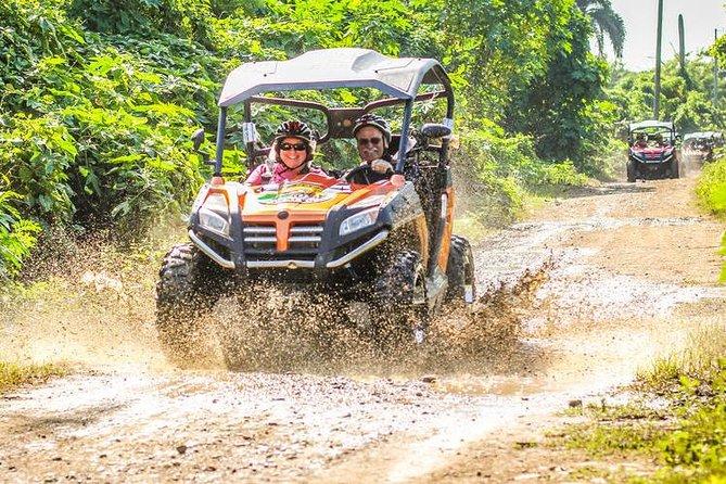UTV Side By Side Off Road Tour RIU Guanacaste & Hermosa Beach
