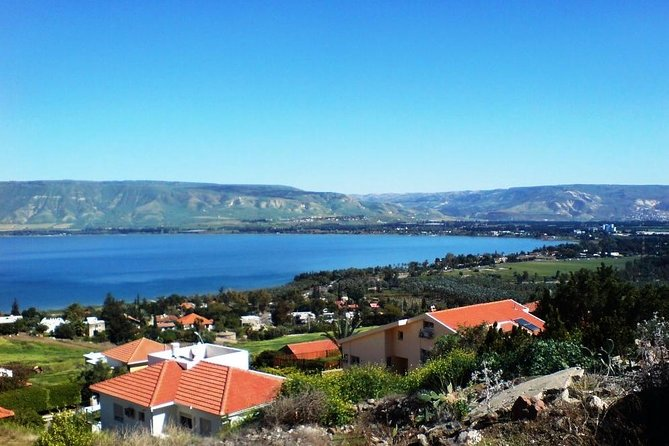 Private Day Tour: Sea of Galilee, Tiberias and Safed from Tel Aviv
