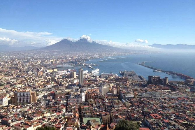 Naples Grand Tour: the Best of Naples with your local guide