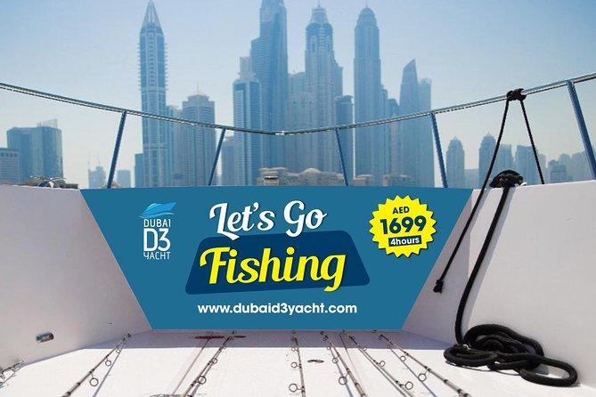 Fishing Trip Dubai