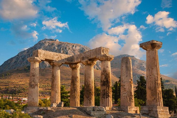 Follow the Foosteps of Saint Paul in Athens and Ancient Corinth - Private tour photo 2