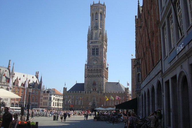 Private Tour to Bruges, the historical city of Belgium