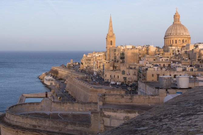 Private Tour of Valletta by City Walking Tours Malta