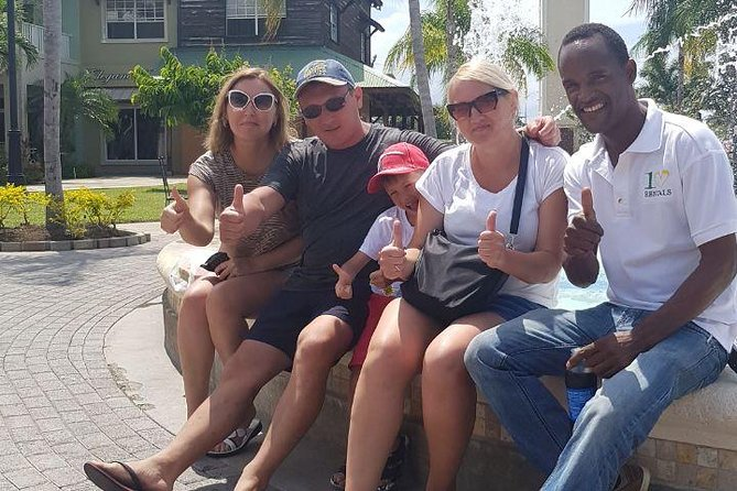 Montego Bay City Tour