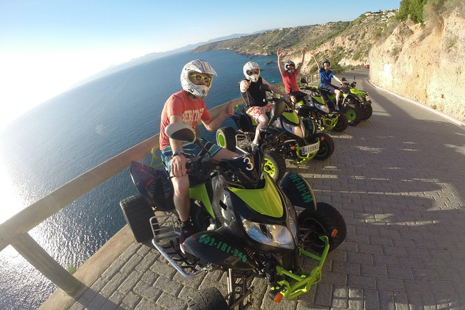 Quad Tour in the South of Mallorca
