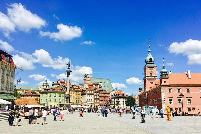 Essentials of Warsaw - Private Tour