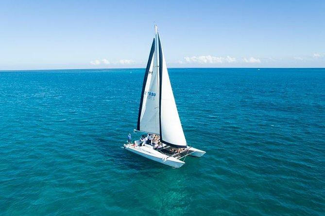 Smooth Life Catamaran Sailing and Snorkeling Experience