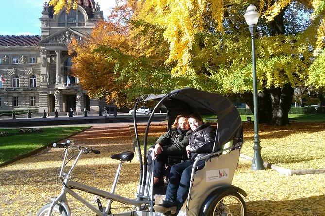 Strasbourg Sightseeing Pedicab Guided Tour