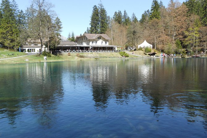 Private Lake Thun and Blausee Tour from Interlaken