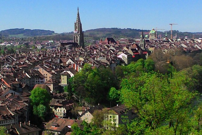 Dagtrip met Bern, Chocolade en Gruyère-kaas vanuit Interlaken