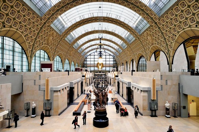 The Impressionists at Orsay