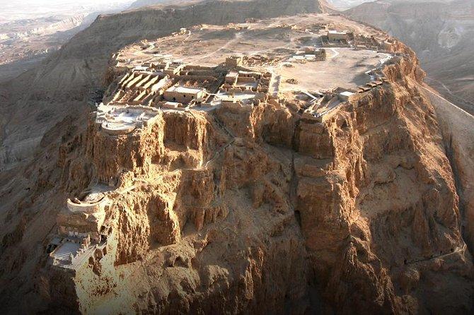 Masada und Dead Sea Day Tour von Hotels am Toten Meer
