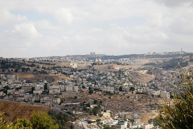 Jerusalem Classic Private Day Tour