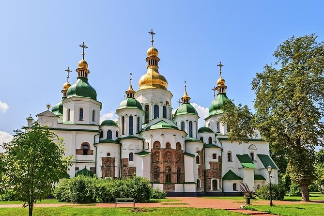 Kiev in One Day: Private Tailor-Made Sightseeing Tour