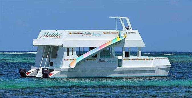 Privat Malibu Festbåd med DJ