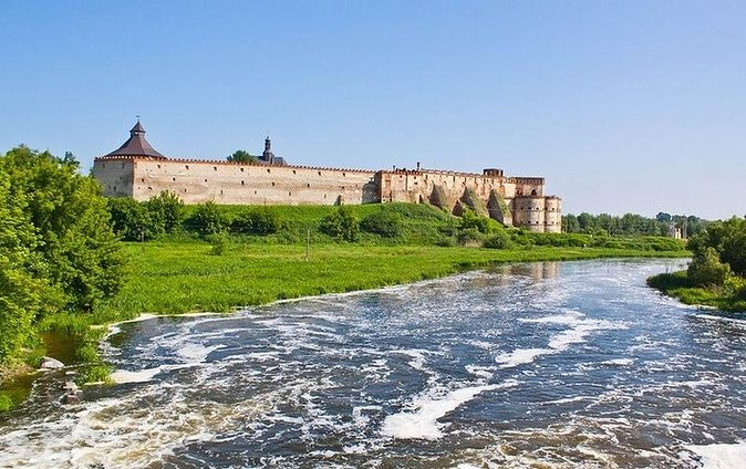 Private Medzhybizh Fortress Day Trip from Kamianets-Podilskyi