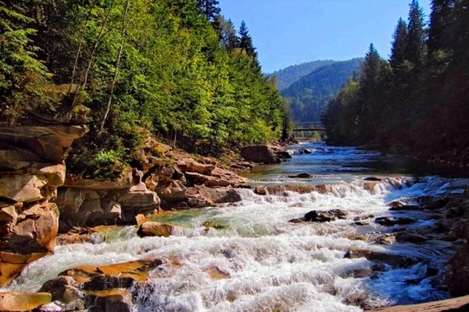 7-Days Western Ukraine and Carpathians Guided Tour from Kiev by Private Vehicle