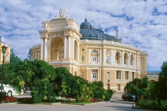 Private Sightseeing Tour of Odessa