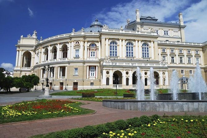 Full-Day Private Custom Odessa Tour with Lunch