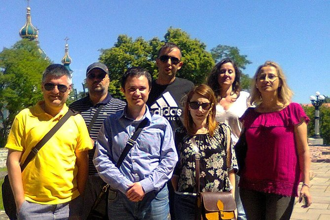 Private Kiev City Tour
