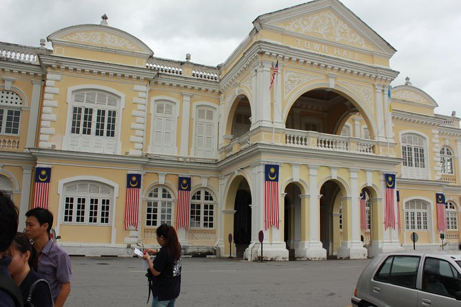 UNESCO George Town City Heritage Walk Tour
