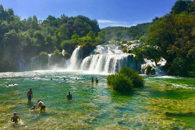 Krka Wasserfälle Nationalpark private Tour