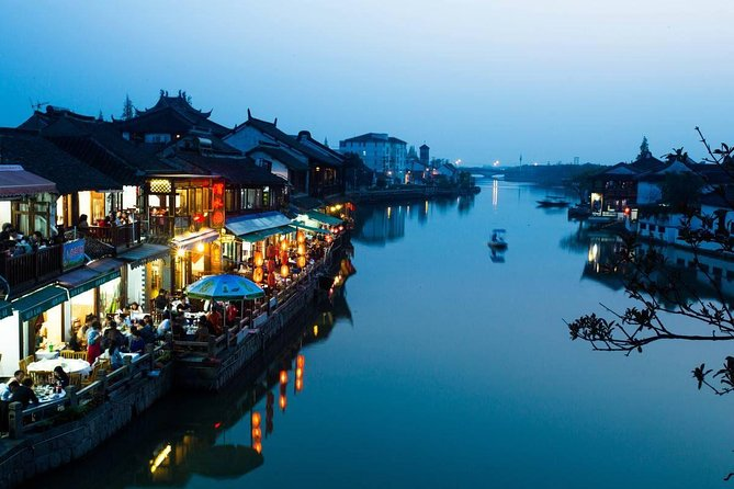 Private Round Trip Transfer to Zhujiajiao Water Town from Shanghai