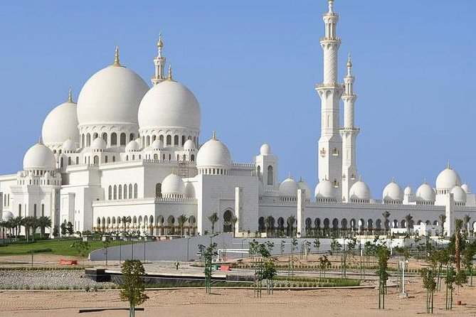 Private Abu Dhabi City Tour from Dubai