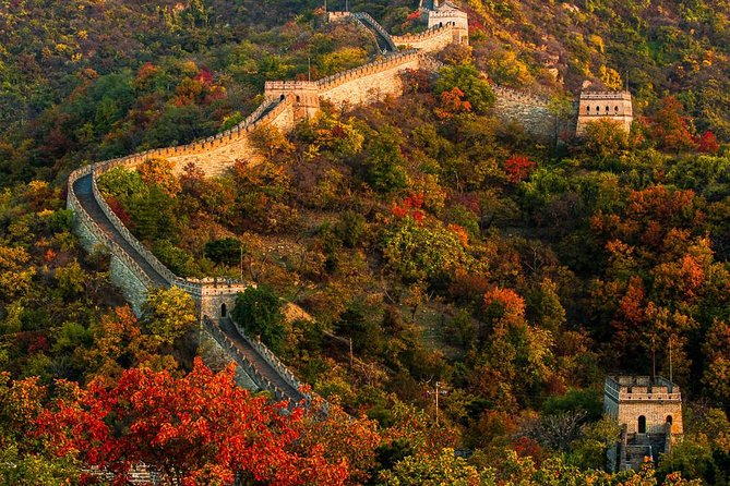 Private Mutianyu Great Wall Trip with English-Speaking Driver
