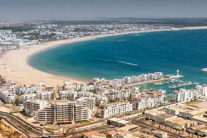 Private Agadir 1 Day Trip from Marrakech