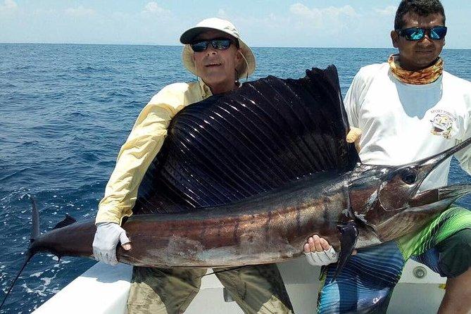 Sport Fishing Tour from Papagayo Gulf