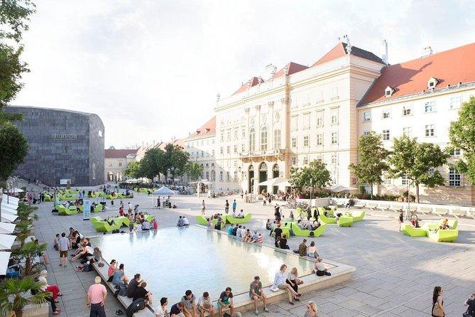 Tour privato del complesso MuseumsQuartier a Vienna